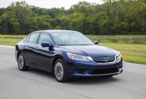 Honda Accord Hybrids Recalled For Software Fix