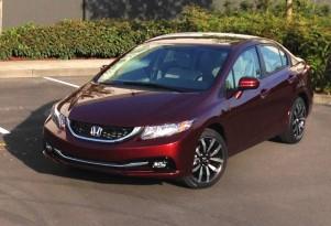 2014 Honda Civic EX CVT: Quick Drive
