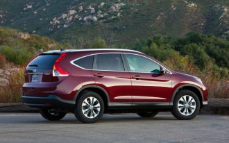 The Honda CR-V Is The Most Popular Vehicle This Week At TCC