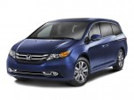 2014 Honda Odyssey Recalled Over Side Airbag Issue