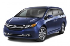2014 Honda Odyssey Touring Elite
