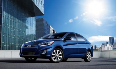 2014 Hyundai Accent Photos