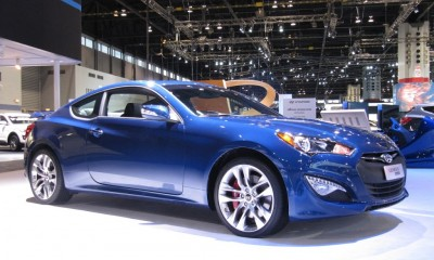 2014 Hyundai Genesis Coupe Photos