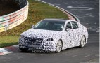 2014 Hyundai Genesis Spy Video