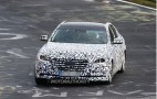2014 Hyundai Genesis Spy Shots (With Interior)