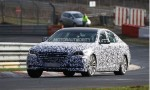 2014 Hyundai Genesis spy shots