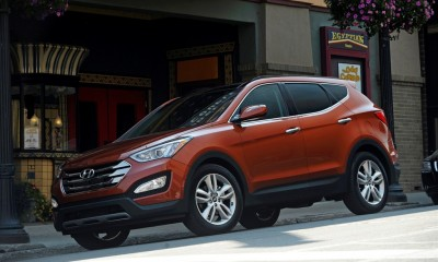 2014 Hyundai Santa Fe Photos