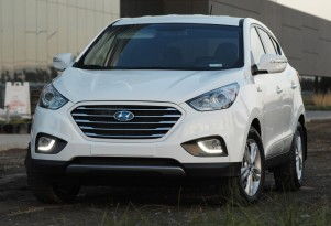 2015 Hyundai Tucson Fuel Cell To Earn CA Credits, Not Profits
