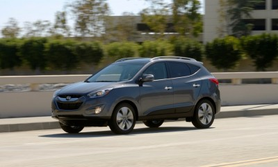 2014 Hyundai Tucson Photos
