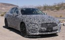 2014 Infiniti G37 spy shots