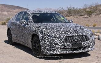 2014 Infiniti G37: Future Cars