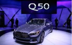 2014 Infiniti Q50 Live Photos And Video From Detroit