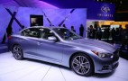 Infiniti Q50 To Receive Four-Cylinder Gas, Diesel Engines