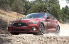 2014 Infiniti Q50 Gets 5-Star Overall NHTSA Safety Rating