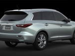 2014 Infiniti QX60 Hybrid Set For New York Auto Show Debut
