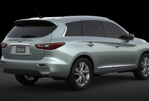 2014 Infiniti QX60 Preview: New York Auto Show