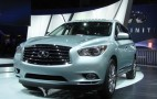 2014 Infiniti QX60 Hybrid: Luxury Crossover At NY Auto Show