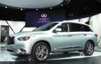 2014 Infiniti QX60 Hybrid: Video From New York Auto Show
