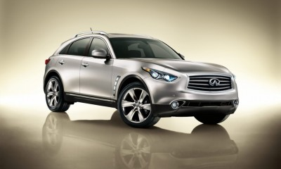 2014 Infiniti QX70 Photos