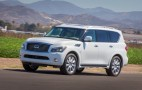 Updated Infiniti Q70 And QX80 To Bow In New York