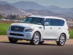 Infiniti QX56 And QX80 Recalled For Airbag Shrapnel Worries