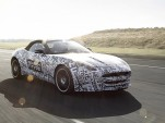 2014 Jaguar F-Type teaser