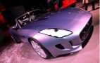 2014 Jaguar F-Type Preview: 2012 Paris Auto Show