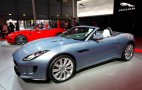 2014 Jaguar F-Type Live Photos: 2012 Paris Auto Show