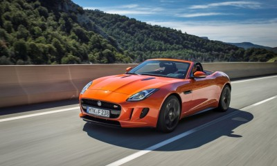 2014 Jaguar F-Type Photos