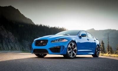 2014 Jaguar XF Photos