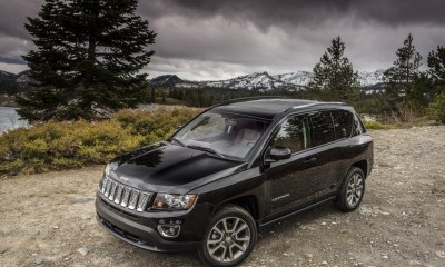 2014 Jeep Compass Photos