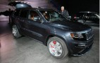 2014 Jeep Grand Cherokee SRT Live Photos And Video From Detroit