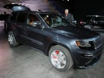 2014 Jeep Grand Cherokee SRT - 2013 Detroit Auto Show