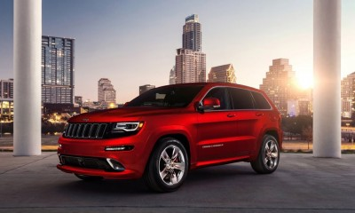 2014 Jeep Grand Cherokee Photos