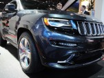 2014 Jeep Grand Cherokee SRT: 2013 Detroit Auto Show