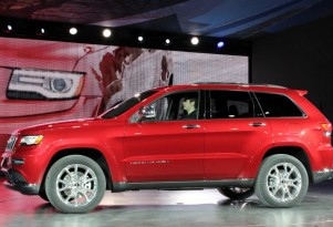 2014 Jeep Grand Cherokee: High-MPG Diesel, Eight Speeds, And A Facelift