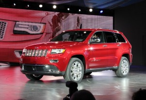 2014 Jeep Grand Cherokee EcoDiesel: Live Photos From Detroit Auto Show