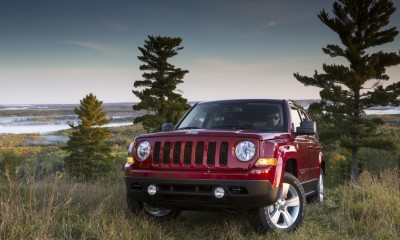2014 Jeep Patriot Photos