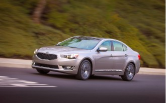 2014 Kia Cadenza Preview: Detroit Auto Show
