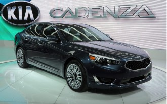 2014 Kia Cadenza Video Preview