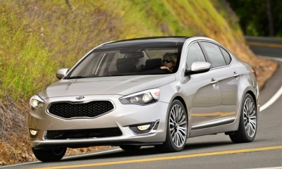 2014 Kia Cadenza Photos
