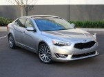 2014 Kia Cadenza: First Drive