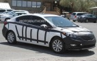 2014 Kia Forte Spy Shots