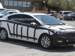 2014 Kia Forte Sedan spy shots