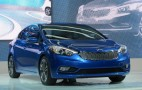 2014 Kia Forte: Los Angeles Auto Show Live Photos