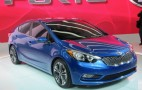 2014 Kia Forte Debuts At Los Angeles Auto Show: Live Photos