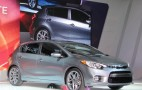 2014 Kia Forte Five-Door: Chicago Auto Show Live Photos