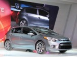 2014 Kia Forte 5-door hatchback, 2013 Chicago Auto Show