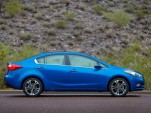 2014 Kia Forte Sedan: Pricing And Gas Mileage Details