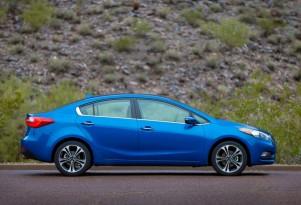 2014 Kia Forte Sedan: Pricing And Gas Mileage Details